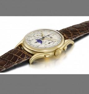2 Patek Philippe Ref 1527 Wristwatch