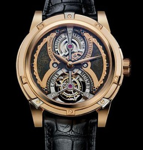 3 Louis Moinet Meteoris Watch