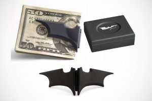 10 Batman Wallet Clip
