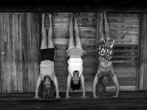 2 Handstands and headstands