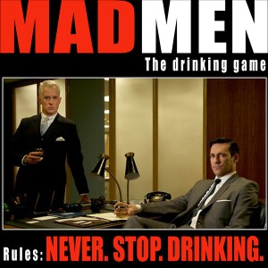 3. The TV-Movie based drinking game