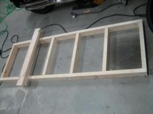 6. Assembling the Top Shelf