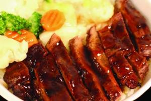 7 Teriyaki Steak