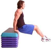 8 Triceps dip
