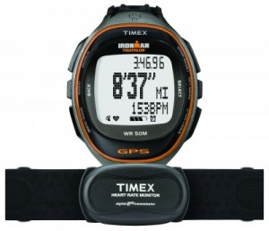 8. Timex Ironman Run Trainer with GPS