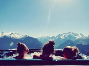 2. Ski Lodge