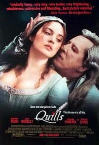 3. Quills