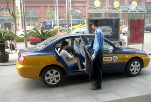 4. Bring Extra Money to Ride on a Taxi