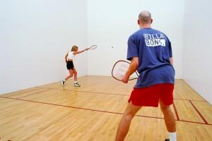 4. Racquetball