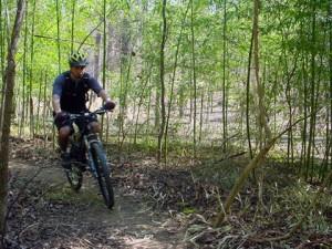 5. Mountain bike trail