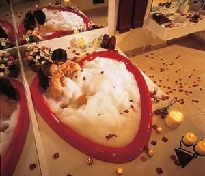 6. Prepare a Scented Bath