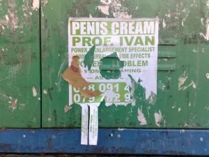 8. No creams