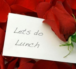 9. A Special Lunch