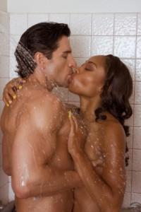 Great shower sex