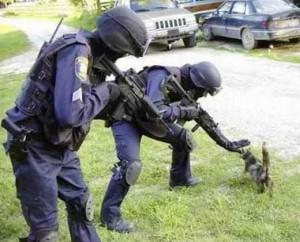 10. Police Brutality