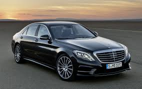 Top 10 Reasons Why You Should Drive 2014 Mercedes S Class