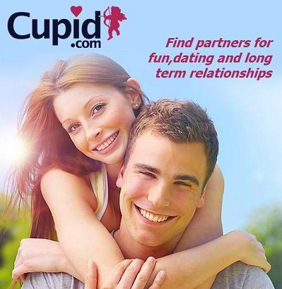 Cupid + hookup websites + men looking for sex