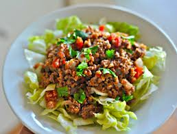 Mexican Beef Salad