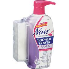 Nair Shower Power Max Hair Remover Cream