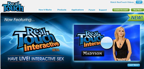 Real Touch sex shop