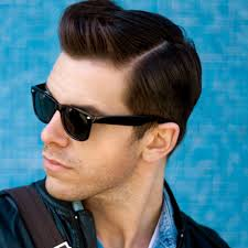 The Short Pompadour Haircut