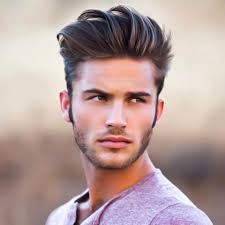 The Trendy Brush-up Hairstyle