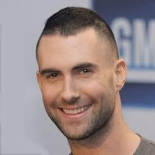 short hairstyle for men + receding hairline