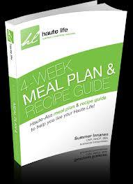 4-Week Meal Plan