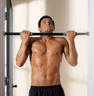 Chin-ups + how to get big muscles