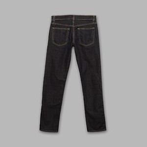 Route 66 Men's Skinny Jeans - Brown Rise