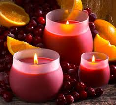 Scented or Aromatic Candles