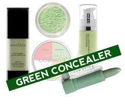green concealers
