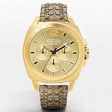 Boyfriend Watch – Gold