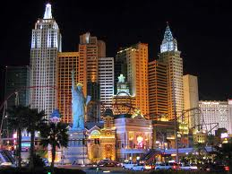 New York – New York Hotel and Casino