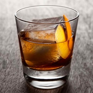 Old-Fashioned whiskey