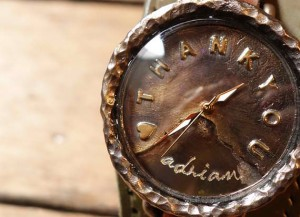 Retro Steampunk Handcraft Watch