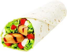 Sonic's Grilled Chicken Wrap