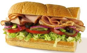 Subway Six-Inch Turkey Breast Sandwich