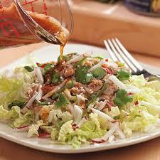 Tuna Salad with Sesame