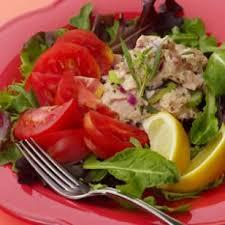 Tuna Salad with Tomatoes and Tarragon