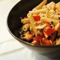 Tuna Salad with Zucchini