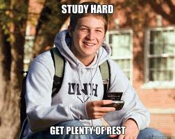 college advice for freshman guys