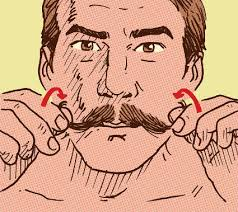 how to grow a moustache