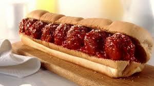 Marinara Meatball Sandwiches