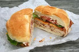 The Buffalo Turkey Sandwich