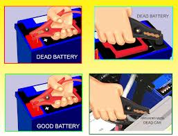 how to jumpstart a car with a jumper cable