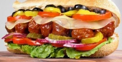 meatball sandwich recipes for men