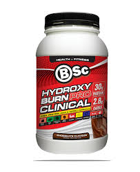 Body Science Hydroxy Burn Pro Clinical Protein