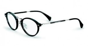 Giorgio Armani, GA 828 tortoiseshell optical glasses by Giorgio Armani