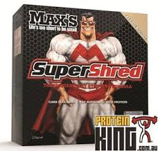 Max's Super Shred Protein
